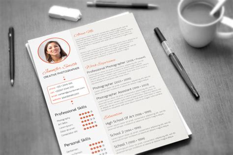 list  popular modern resume templates