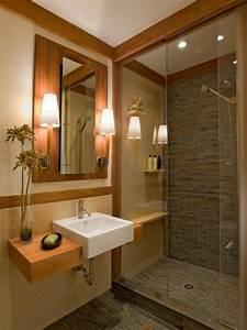 comment creer une salle de bain zen With idee eclairage salle de bain