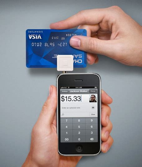 credit card swiper for iphone yes you can now easily accept credit cards on your iphone Credi