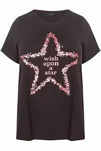 Cession De Parts De Sci A Titre Gratuit : haut de pyjama noir wish upon a star grande taille 44 64 ~ Dallasstarsshop.com Idées de Décoration