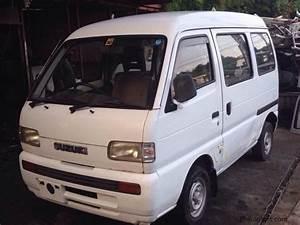 Used Suzuki Multicab Every Carry Van