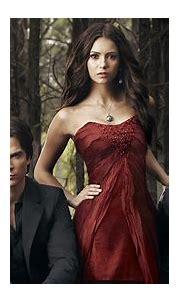 Damon Salvatore Elena Gilbert Stefan Salvatore In Forest ...