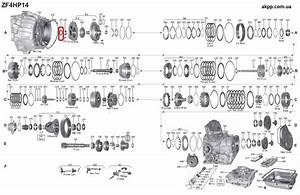 Oil Pump Seal Zf 4hp14 Zf 4hp14q Zf 4hp16 Zf 4hp22 Zf