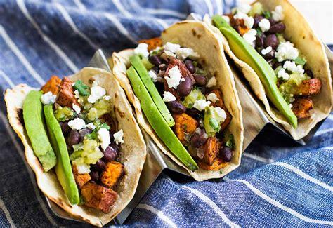 cuisine paleo potato and black bean tacos recipe simplyrecipes com