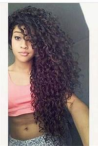 Most Pretty Naturally Curly Long Hairstyles | Long ...