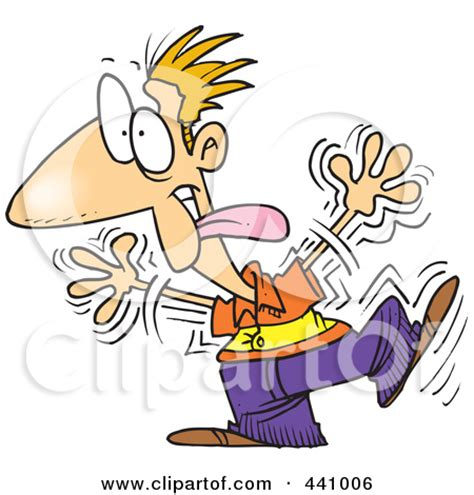 Clip Art Shaking Your Body Clipart