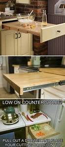 5 Ways to Find More Counter Space | Counter space ...