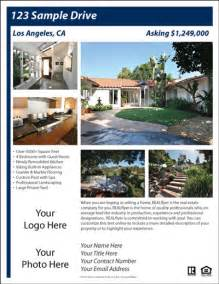House For Sale Spec Sheet Template Free Estate Flyer And Postcard Templates Estate Flyers Estate Postcards