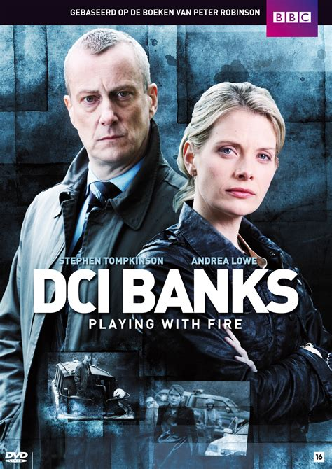 DCI Banks: Playing With Fire (2011) | Thinking about books