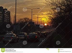 Rush Hour Stock Photo - Image: 51655705