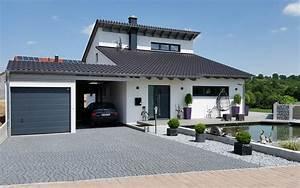 Garage Mit Pultdach : team immobilien gmbh pultdach ~ Orissabook.com Haus und Dekorationen