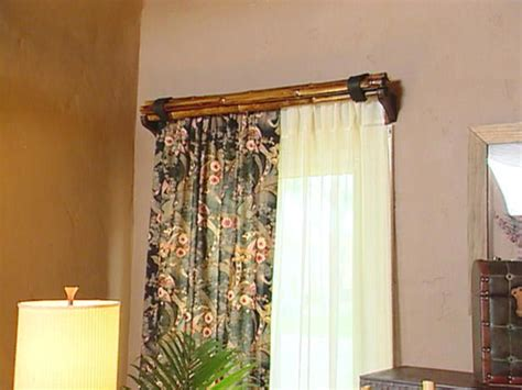 Tropical Window Curtains