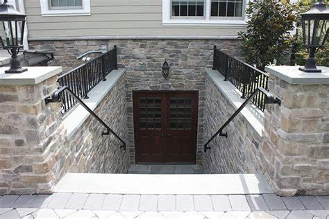 basement walkout walkout basement doors walk out basement copper chimney