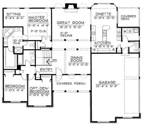 mediterranean style house plan 3 beds 3 00 baths 2022 sq ft plan 20 1646