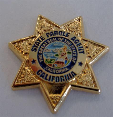bureau de probation cdcr parole badge pictures to pin on
