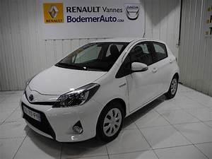 Occasion Toyota Yaris : voiture occasion toyota yaris 100h dynamic 2014 essence 56000 vannes morbihan votreautofacile ~ Gottalentnigeria.com Avis de Voitures