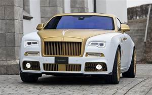 Rolls-Royce Wraith Palm Edition 999 by Mansory (2016