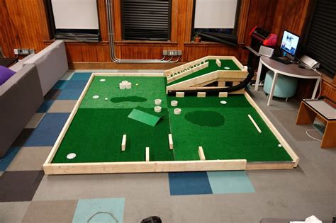 modular mini golf   steps  pictures