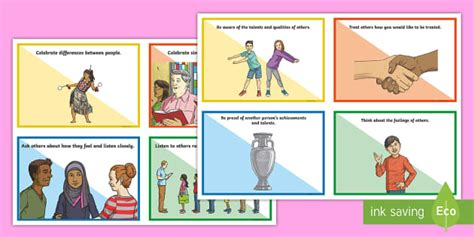 * New * How Can We Show Respect? Worksheet