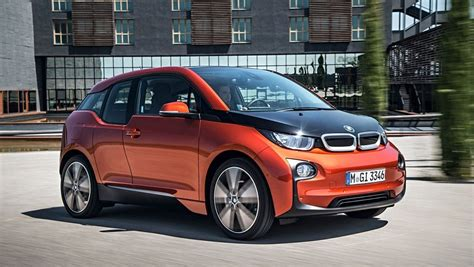 Bmw New Electric Car by 2014 Bmw I3 Electric Car Makes Its Worldwide Debut