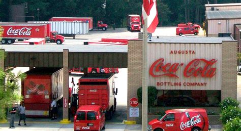 augusta coca cola bottling company united