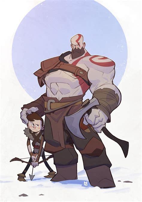 Pin By Jairo Motino On Characters God Of War Kratos God