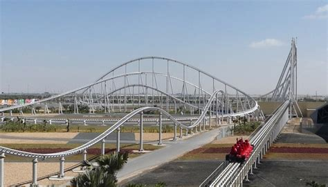 1 Formula Rossa by Formula Rossa 150 Per Hour World United