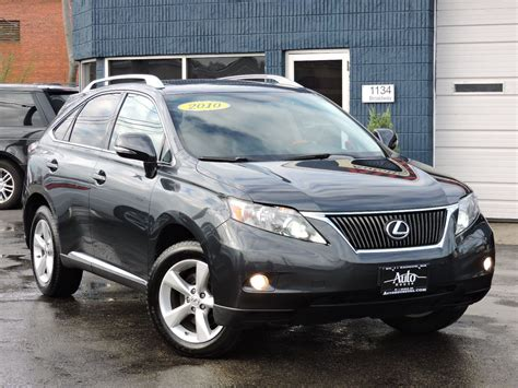 lexus jeep 2010 used 2010 lexus rx 350 sl at auto house usa saugus