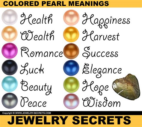 color wish pearl kits jewelry secrets