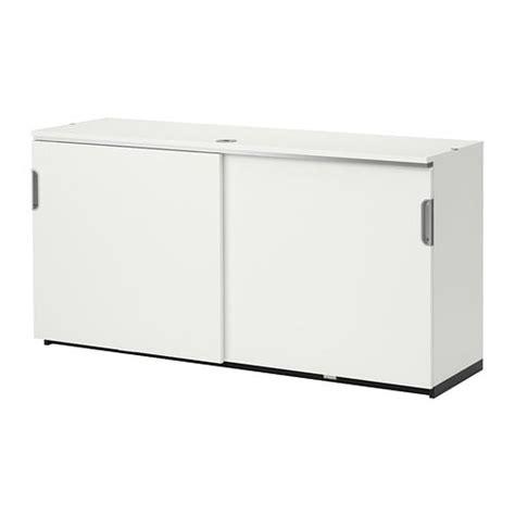 meuble cuisine porte coulissante ikea galant élément à portes coulissantes blanc ikea