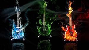 Guitar Wallpaper Wallpapers Hd 1080p