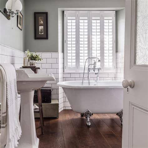 Traditional Small Bathroom Ideas by Bathroom Ideas Designs And Inspiration Ideal Home