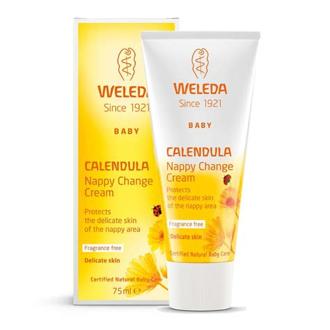 Weleda Calendula Nappy Change Cream 75ml