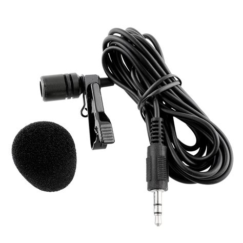 lavalier microphone for iphone clip on lapel mini lavalier microphone for iphone