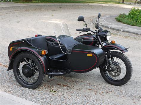 2009 Ural T Sidecar Motorcycle Photo Gallery