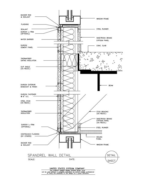 curtain wall details pdf quotes