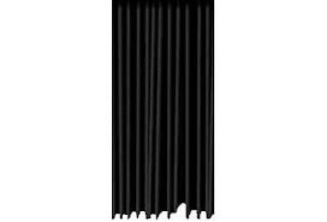 rideau de noir pendrillon rideau de noir litude