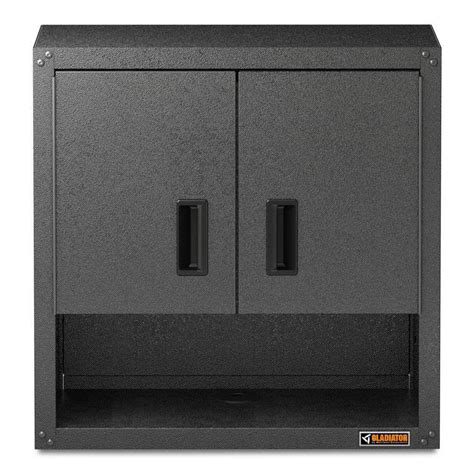 gladiator wall cabinet sears shop gladiator 28 in w x 28 in h x 12 in d steel wall