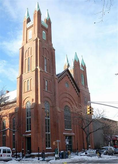 Congregational South Church Brooklyn Chapel Carroll Gardens