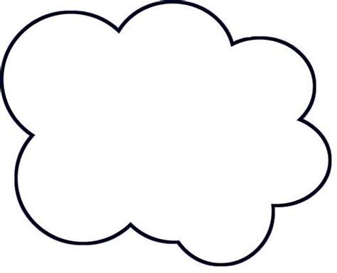 Cloud Template Diy Paper Cloud Mobile Tutorial Paper Clouds Cloud