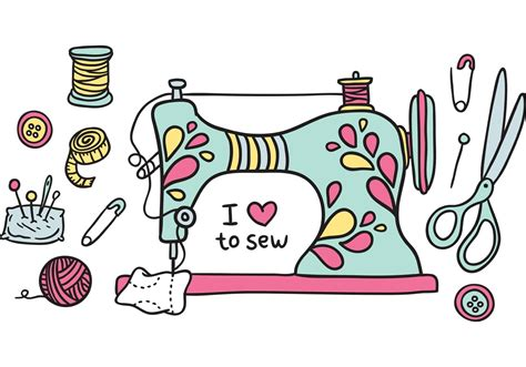 Sewing Clipart Free Sewing Clipart Pictures Clipartix