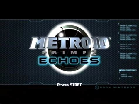 game overview metroid prime  echoes metroid recon