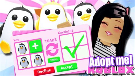 Redeem this code and get 70 bucks. Rare Gold Penguin Let S Play Roblox Adopt Me Video Game Play - Free Roblox Codes Generator