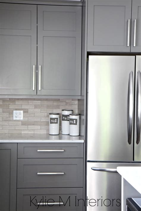 paint colors to go with gray cabinets the 3 best gray and greige colours for cabinets and vanities