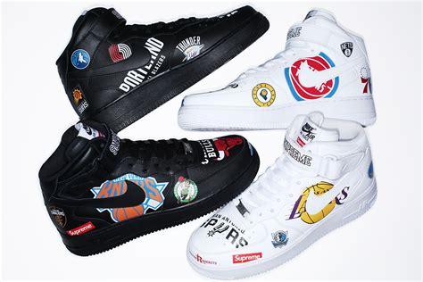 supreme clothing shoes シュプリーム 215 nba 215 ナイキ エアフォース1 ミッド 07 全2色 3 10発売 スニーカーダンクマガジン