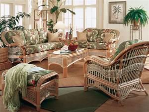 Rattan furniture indoor home plan living room ideas of for Cane furniture for living room