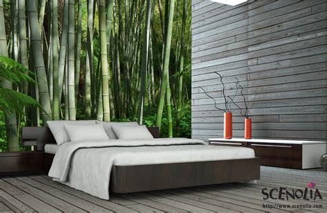 papiers peint panoramique for 234 t de bambous au chu
