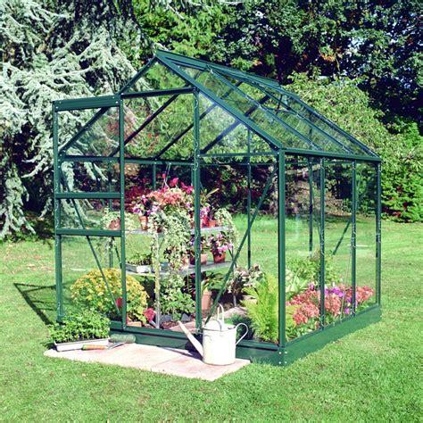serre de jardin adossee en verre serre de jardin 3 8m 178 verte en verre horticole popular halls
