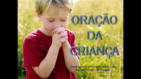 Oração Da Criança Letra E Música Youtube