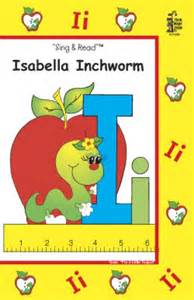 Isabella Inchworm Big Book  | Frog Street Press